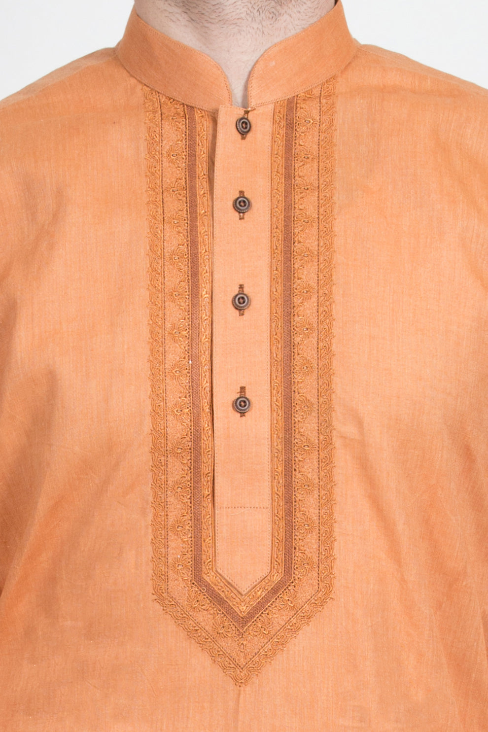 Embroidered Kurta - Komal's