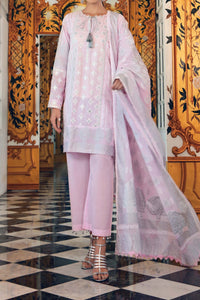 FE-152 Embroidered 3PC Suit
