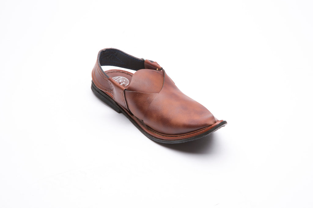 Closed Toe Peshawari Chappal - Komal's