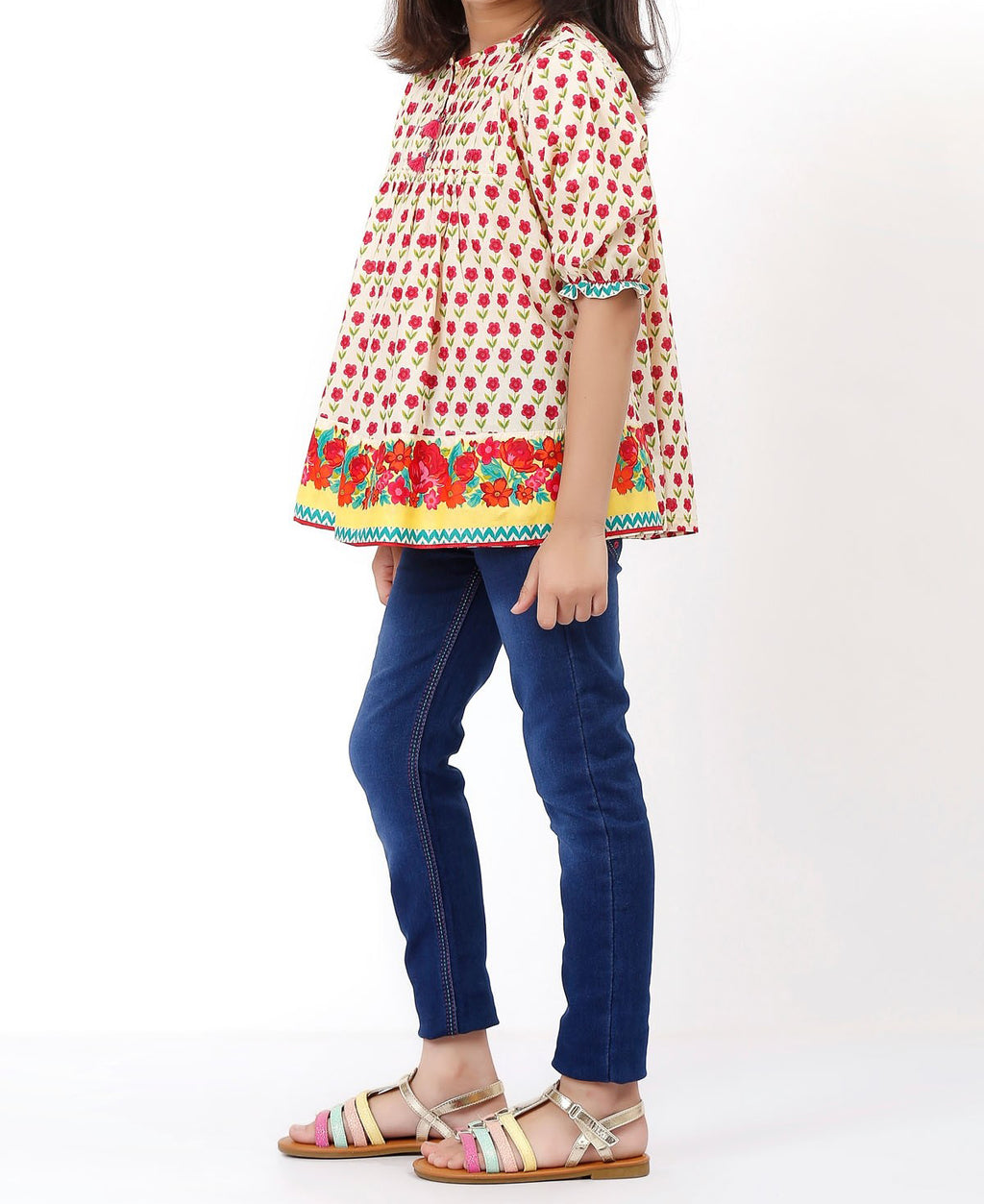 GBP17201 Girl's Blouse - Komal's