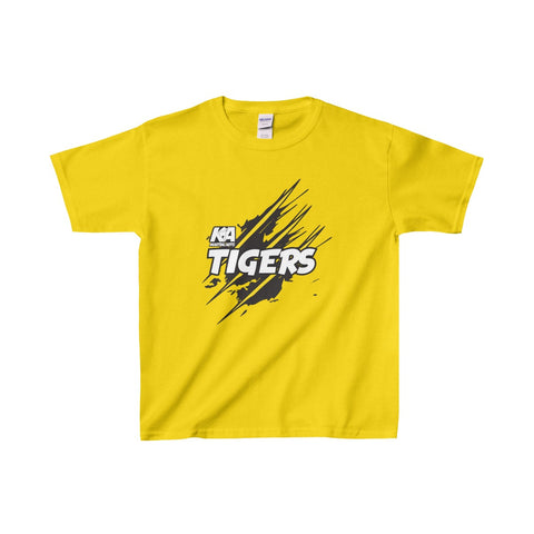 KA Tigers Yellow Belt Tee