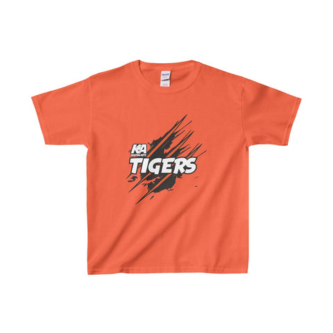 KA Tigers Orange Belt Tee