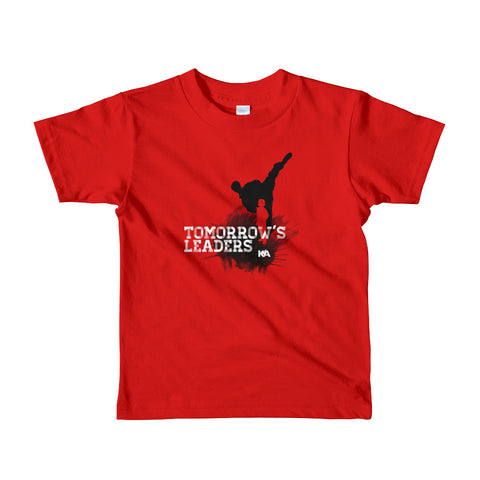 Tommorw's Leaders 2-6yrs t-shirt