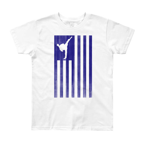 KA Flag (blue) T-Shirt
