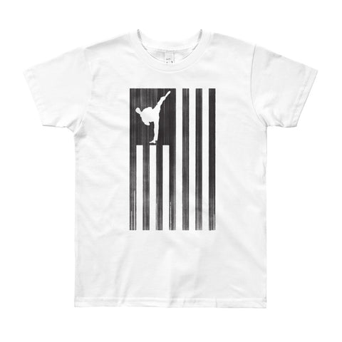 KA flag (black) T-Shirt