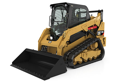 257D Compact Track Loader