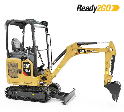 301.5 Next Gen Mini Excavator