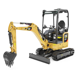301.7 CR Next Gen Mini Excavator