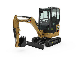 301.8 Next Gen Mini Excavator