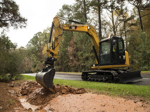 307.5 Next Gen Mini Excavator