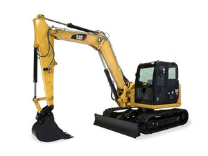 308 CR Next Gen Mini Excavator