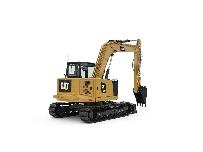 310 Next Gen Mini Excavator