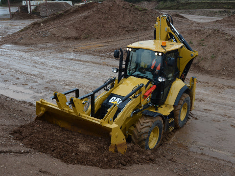 434F2 Backhoe Loader