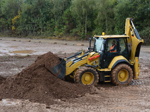 444F2 Backhoe Loader
