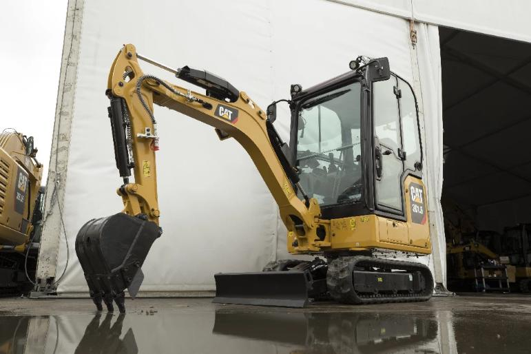 301.6 Next Gen Mini Excavator