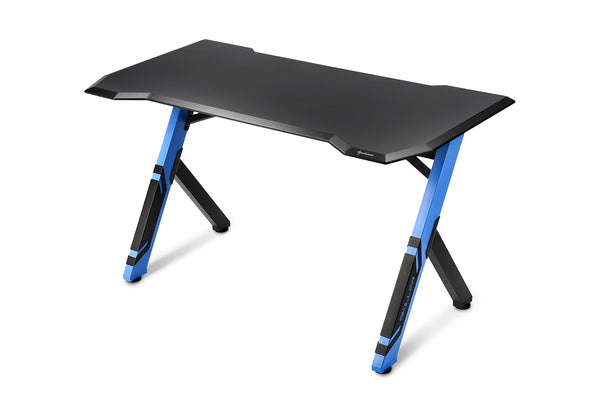 SKILLER SGD1 Gaming Desk Black/Blue