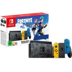 Nintendo Switch Fortnite Special Edition Console (Without Fortnite Card)