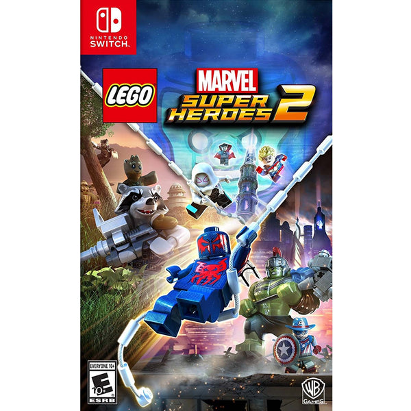 LEGO Marvel Superheroes For Nintendo Switch
