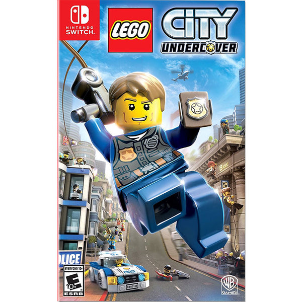 Lego City Undercover Game For Nintendo Switch