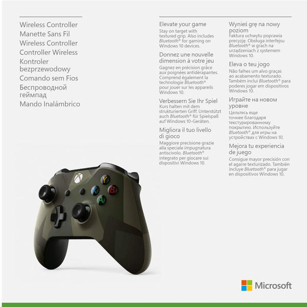 Microsoft Xbox Wireless Controller Armed Forces II