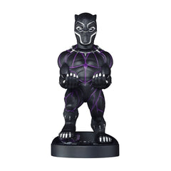 Black Panther Cable Guy Phone & Controller Holder