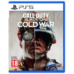 "Call of Duty Black Ops Cold War For PlayStation 5 ""Region 2"""