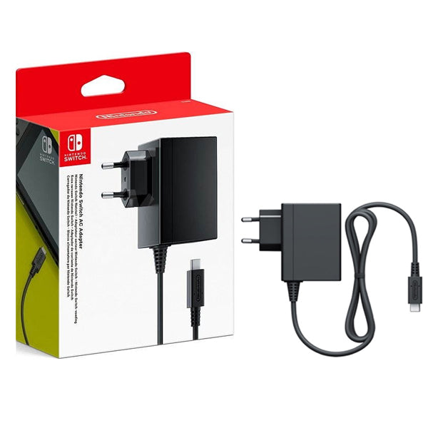 Nintendo Switch AC adapter USB Type-C connector