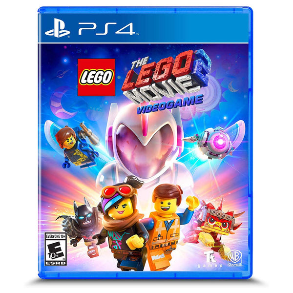 "The LEGO Movie 2 Videogame For PlayStation 4 ""Region 2"""