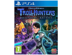 "Trollhunters Defenders of Arcadia For PlayStation 4 ""Region 2"""