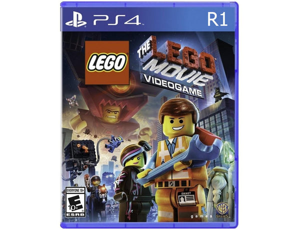 "The LEGO Movie Videogame For PlayStation 4 ""Region 1"""