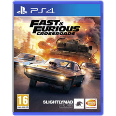 "Fast & Furious Crossroads for PlayStation 4 ""Region 2"""