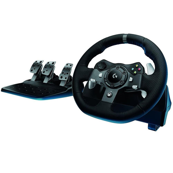 Logitech G920 Driving Force Racing Wheel + Shifter For Xbox One