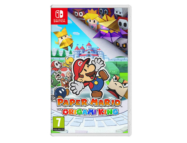 Paper Mario For Nintendo Switch