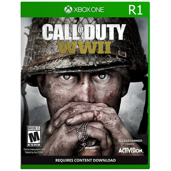 "Call of Duty WWII For Xbox One ""Region 1"""