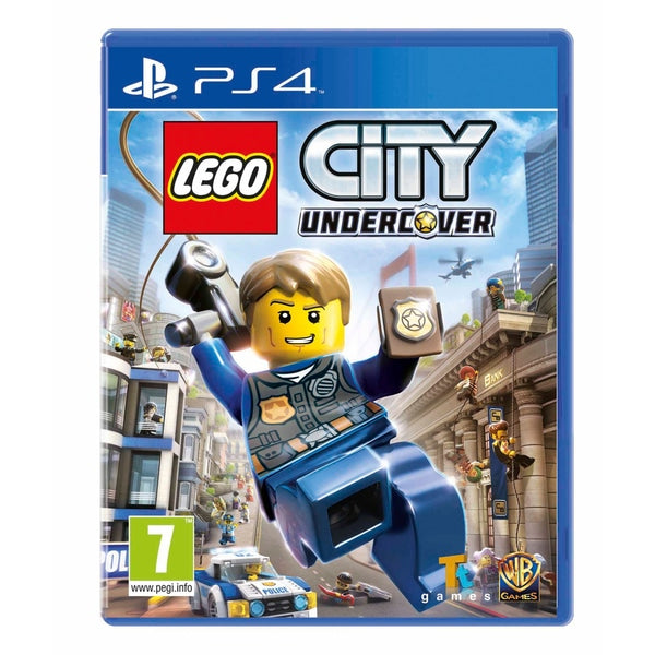 "LEGO City Undercover For PlayStation 4 ""Region 2"""