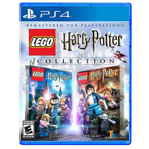 "Lego Harry Potter Collection For PlayStation 4 ""Region 1"""
