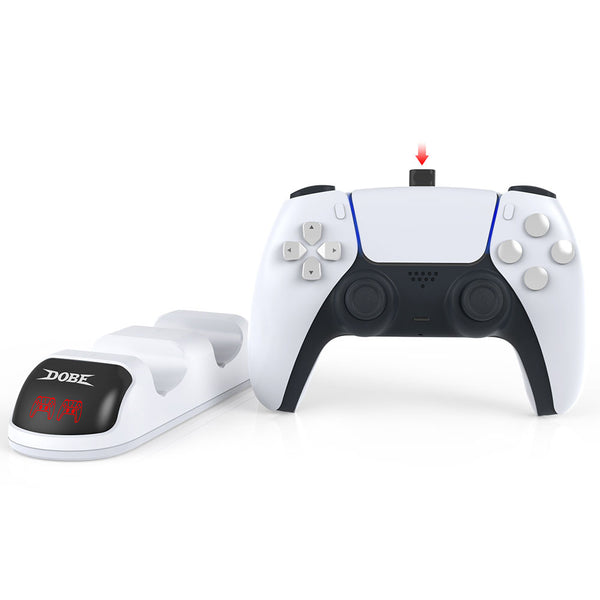 DOBE Dual Charging Dock for PlayStation 5 Controller