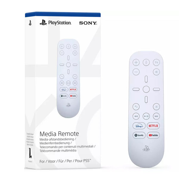 Media Remote For PlayStation 5