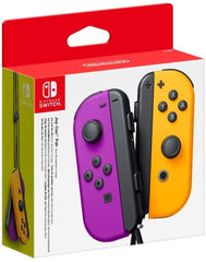 sw joy con orange purple