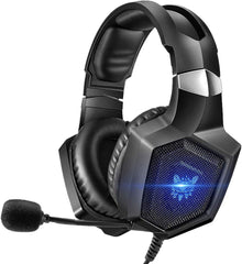 "Onikuma K8 Professional Gaming Headset ""Noise Cancellation"""