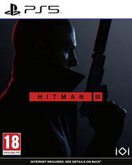 "Hitman 3 For PlayStation 5 ""Region 2 """