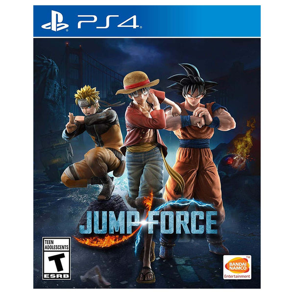 "Jump Force For PlayStation 4 ""Region 1"""