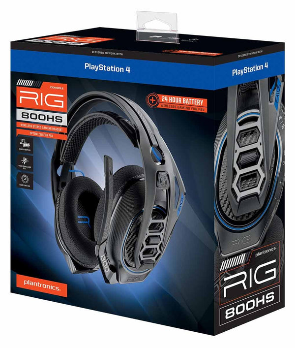 Plantronics RIG 800HS Wireless Headset For PS4