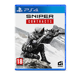 "Sniper Ghost Warrior Contracts For PlayStation 4 ""Region 2"""