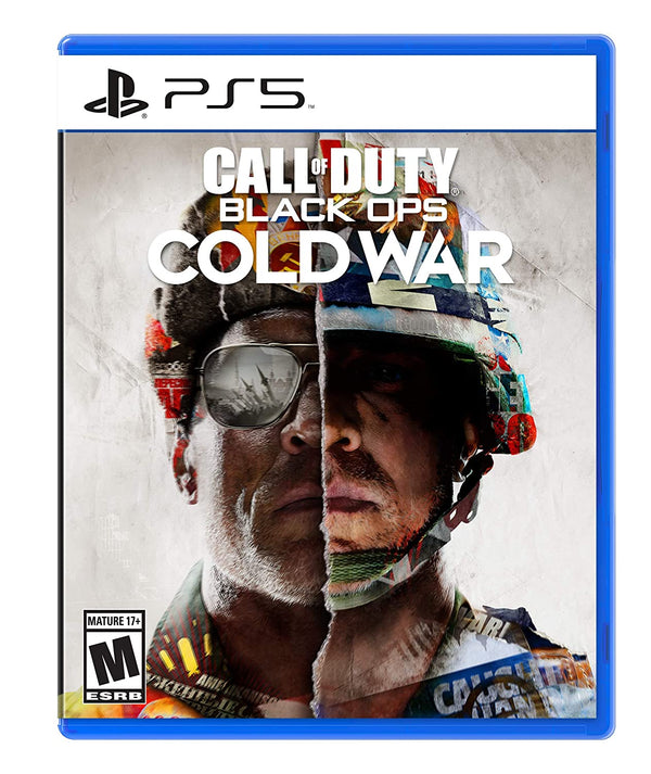 "Call of Duty Black Ops Cold War For PlayStation 5 ""Region 1"""