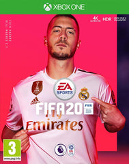 FIFA 20For XBOX ONE - Region 2 (Arabic)