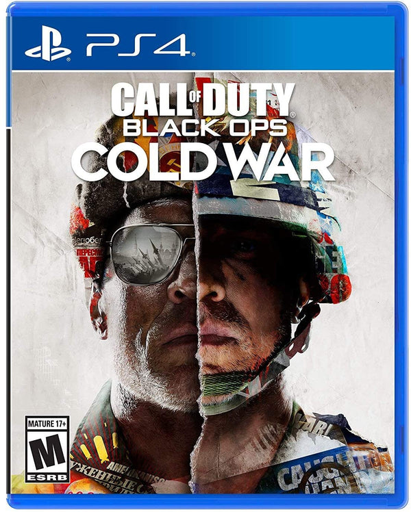 "Call of Duty: Black Ops Cold War For PlayStation 4 ""Region 1"""