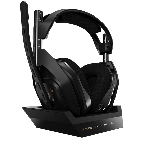 Astro A50 WIRELESS HEADSET + BASE STATION For Xbox One & PC (2019 Version)