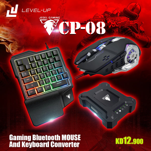 Jedel Gaming CP-08