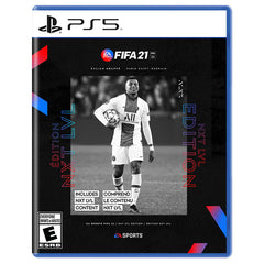 "FIFA 21 NXT LVL Edition for PlayStation 5  ""Region 1"""